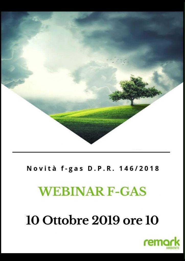 webinar f-gas ottobre